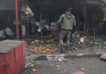 Afrin'de füzeli saldırı: 3 ölü 9 yaralı