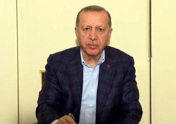 Erdoğan: Evlerimizde kalmaya devam edelim