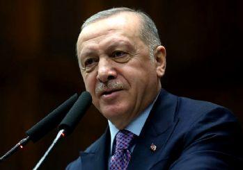 Erdoğan: Evlerimizde kalalım, mücadelemiz güçlü bir şekilde sürsün