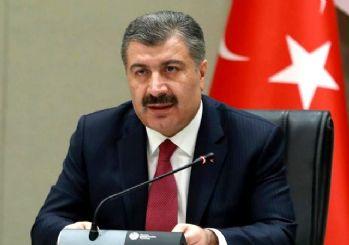 Sağlık Bakanı Fahrettin Koca: İyileşen vakalarımız var, sayıları da fazla!