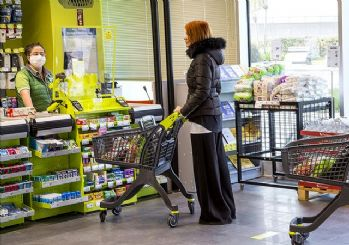 Market ve toplu taşıma araçlarına koronavirüs ayarı