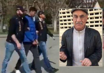 Kendini polis gibi tanıtıp yaşlı vatandaşı korkuttu