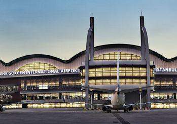 Sabiha Gökçen'de korona nedeniyle uçuşlar durduruldu