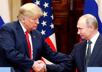 Trump, Putin'in yardımlarını kabul etti