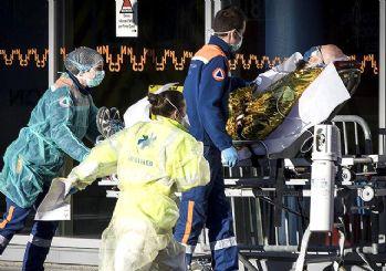 Fransa'da corona virüsten bir günde 499 kişi öldü