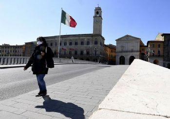 İtalya'da can kaybı sayısı düşüyor