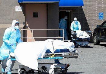 ABD'de 2 günde 2 bin 500 ölüm!