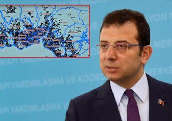 İstanbul'da koronavirüsün yoğun yaşandığı ilçeler