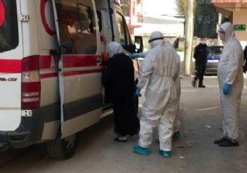 Bursa'da yaşlı kadın hastaneden kaçtı