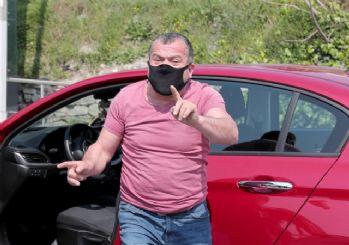 Yasağa uymayan alkollü sürücü: Ben sokağa çıkmadım, arabamın içinde oturdum