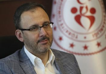 Gençlik ve Spor Bakanı Kasapoğlu: Yurtlarda 12 bin 912 kişi karantinada