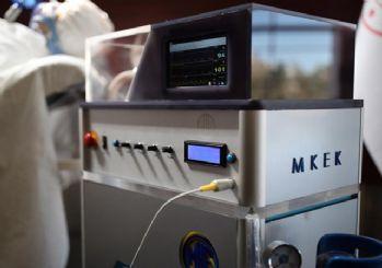Milli Savunma Bakanlığı, yüzde 100 yerli mekanik solunum cihazı üretti