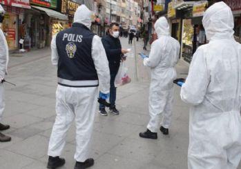 Türkiye genelinde denetim: 8 bin 893 kişiye idari işlem uygulandı
