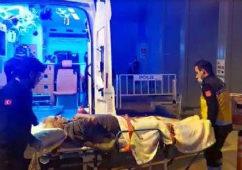CHP'li belediye başkanı ve eşi silahlı saldırıya uğradı