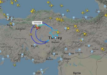 THY'den 23 Nisan'ın 100. yılında özel 'TK1920' uçuşu
