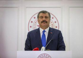 Koca: İstanbul Türkiye'nin Vuhan'ı oldu, kontrol altına aldık