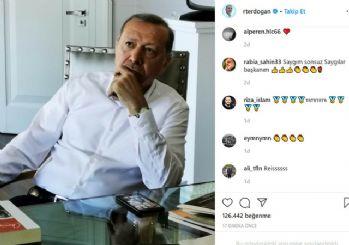 Erdoğan Instagram'dan şiir paylaştı: Vatanım milletim tüm insanlar kardeşlerim