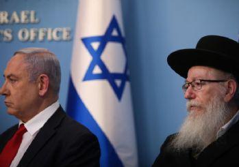 İsrail Sağlık Bakanı istifa etti