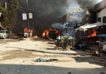 PKK/YPG Afrin'de sivilleri katletti
