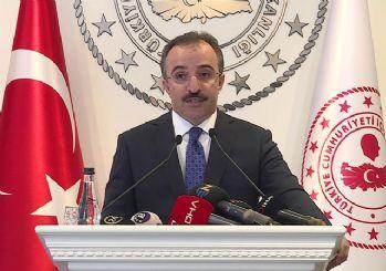 İçişleri Bakanlığı Sözcüsü Çataklı: 402 bin 11 Suriyeli ülkesine döndü