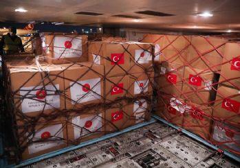 MSB: Tunus'a koronavirüsle mücadele için tıbbi malzeme gönderildi