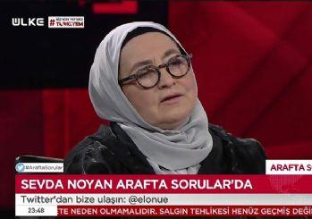 Ülke TV'den 'Sevda Noyan' açıklaması: Tasvip etmediğimiz sözler söylendi, özür dileriz