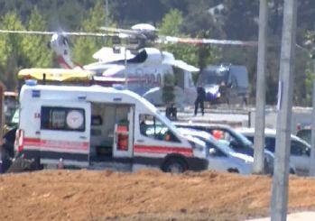 Erdoğan, salgın hastanelerini denetledi