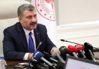 Türkiye'de koronavirüs bilançosu