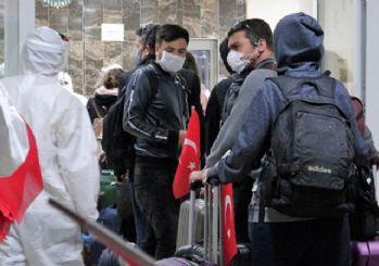 Kuveyt'ten getirilen Türk vatandaşlarından 36'sında Kovid-19 tespit edildi