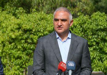 Kültür ve Turizm Bakanı Ersoy: 28 Mayıs gibi iç turizm başlar