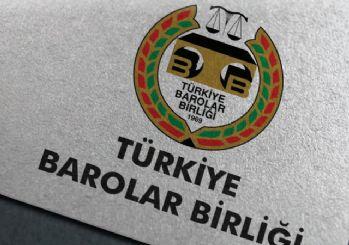 TBB ve 80 barodan ortak açıklama: Baroların seçim sisteminde değişikliğe karşıyız