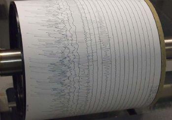 Akdeniz'de 4.9 büyüklüğünde deprem
