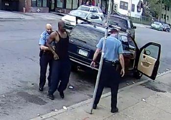 ABD'de polis şiddeti: Polis George Floyd'u boğarak öldürdü