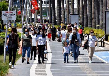 Restoran, kafe, plaj ve parklar 1 Haziran'da açılıyor