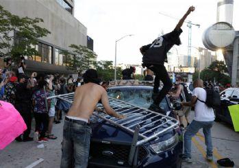 ABD'de olaylar büyüyor! Eylemler ülke geneline yayılıyor
