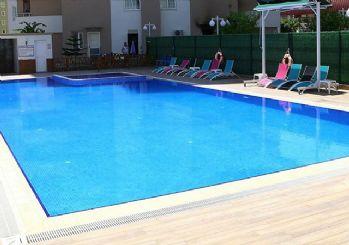 Sağlık Bakanlığı'ndan sitelerdeki yüzme havuzları için Kovid-19 tedbirleri