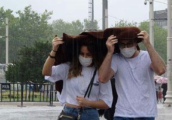 Meteoroloji uyardı: Türkiye'nin büyük bölümü sağanak yağışlı