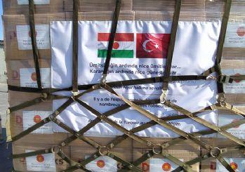 Türkiye'den Nijer'e tıbbi malzeme yardımı