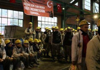 Zonguldak'ta 45 madenci karantinaya alındı
