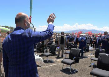 İçişleri Bakanı Soylu: Siyasete en büyük darbe terördür