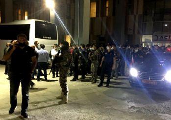PKK'dan işçi servisine hain saldırı: Şehit ve yaralılar var