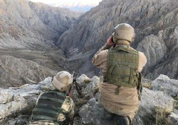 İçişleri Bakanlığı: Şırnak ve Elazığ'da 4 terörist etkisiz hale getirildi
