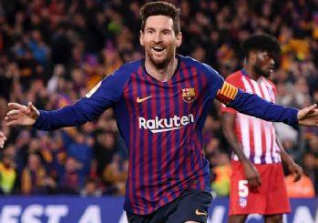 Barcelona'dan Messi'ye yeni sözleşme