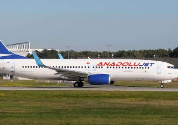 AnadoluJet'in yurt dışı uçuşları 11 Haziran'dan itibaren başlıyor