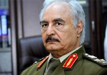 Hafter, Libya'yı terk etti