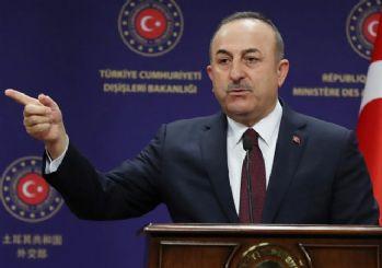 Çavuşoğlu: Ayasofya kesinlikle uluslararası bir konu değildir