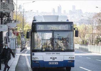 Ankara'da 65 yaş ve üzeri vatandaşların toplu taşıma kullanması yeniden ücretsiz