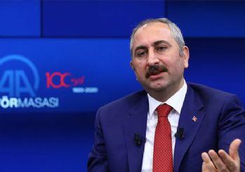 Adalet Bakanı Gül'den Ayasofya açıklaması