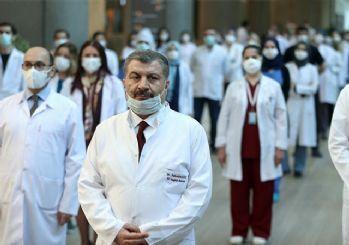Koca: İstanbul'da 3 bin sözleşmeli sağlık personeli ve 250 sürekli işçi alımı yapılacak