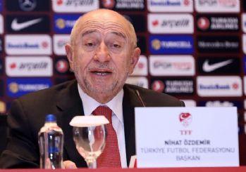 Fenerbahçe üyeliğinden istifa eden TFF Başkanı: Kendi ipimi kendim çekerim